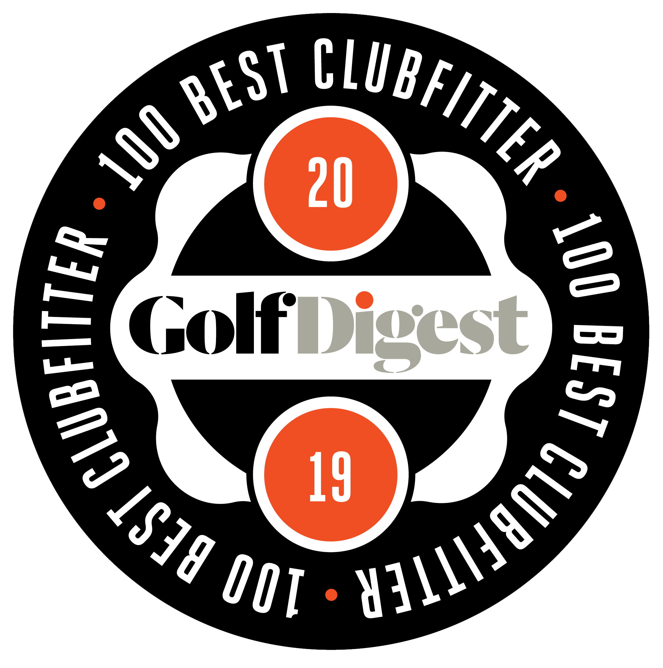 100 BEST CLUBFITTERS 2019